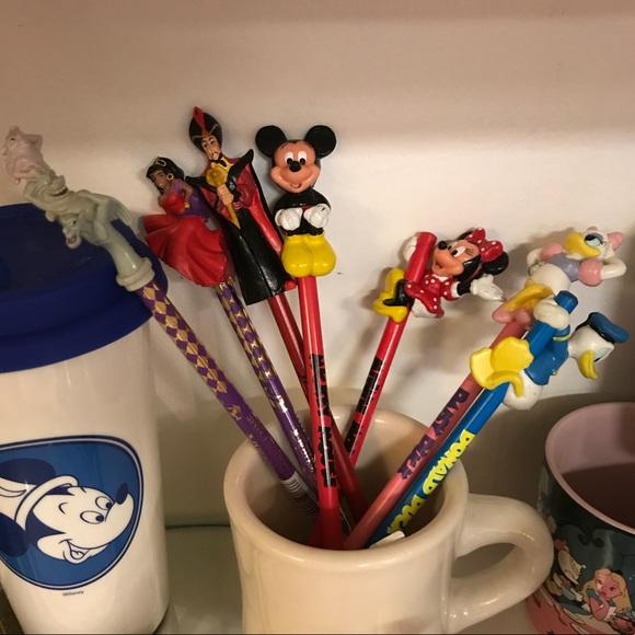 Disney Other - SOLD Disney VINTAGE Pencils